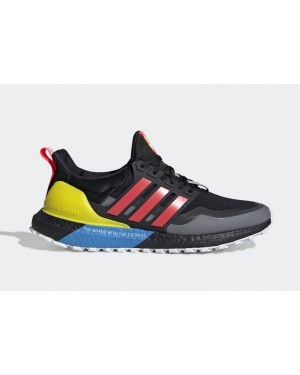 adidas Ultra Boost All Terrain Core Black/Shock Red-Shock Yellow EG8097
