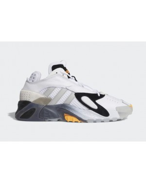 adidas Streetball Cloud White/Core Black-Flash Orange EE4960