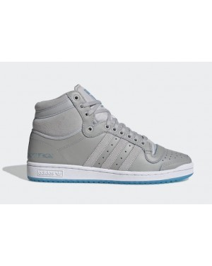 Star Wars x Adidas Top Ten Hi Grey FV8031