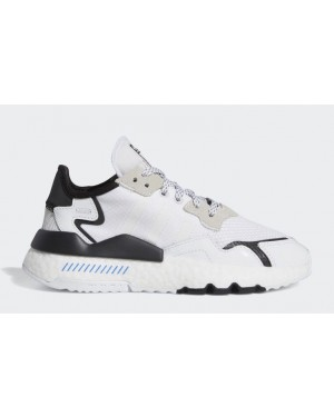 "Star Wars x Nite Jogger ""Storm Trooper"" White/White-Black - FW2287 - Adidas"