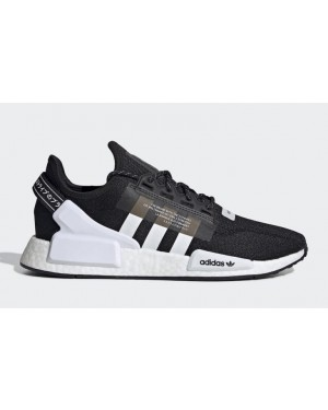 NMD V2 Core Black/Footwear White-Core Black - FV9021 - Adidas