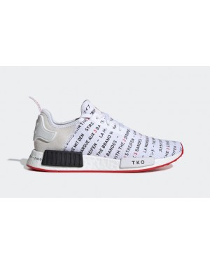 NMD R1 Tokyo Core White/Core Black-Red - EG6362 - Adidas