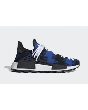 BBC x NMD Hu Power Blue/Core Black-Cloud White - EF7387 - Adidas