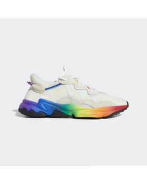 adidas Originals Ozweego Pride White Sneakers EG1076