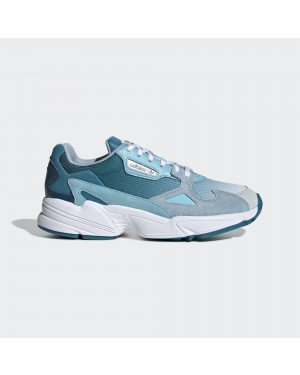 Adidas Originals Falcon Aqua Green Women EF1963