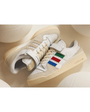 """END x Adidas Forum Low """"Friends and Forum"""" White G54882"""