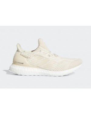"Adidas Ultra Boost 5.0 Uncaged DNA ""Cream White"" Halo Ivory/Cream White-Cloud White G55370"