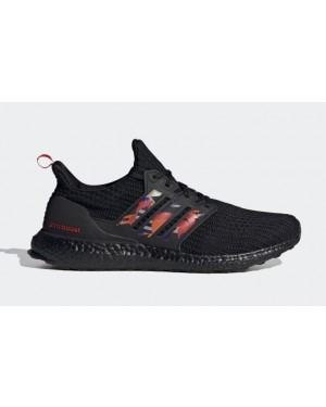 "Adidas Ultra Boost DNA ""CNY"" Black/Red GZ7603"