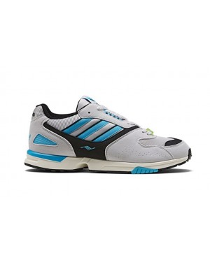 adidas ZX 4000 OG Grey One/Core Black-Bright Cyan D97734