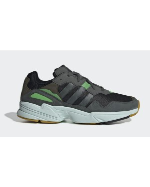 adidas Yung-96 Core Black/Legend Ivy-Raw Ochre F35018