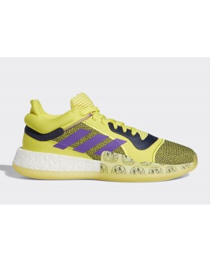 adidas Marquee Boost Low Yellow G27743