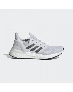 Adidas UltraBoost 20 EE4394 Dash Grey/Grey Five/Red
