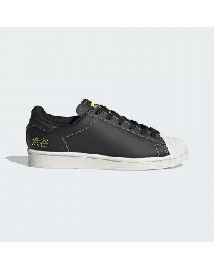 Adidas Superstar Pure FV2833 Black/Black/Chalk White